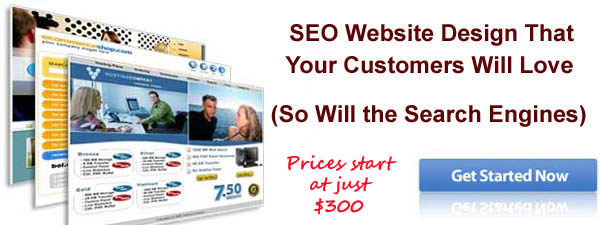 SEO Friendly Web Design Services