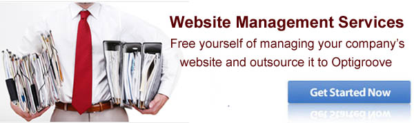 Website Management Services